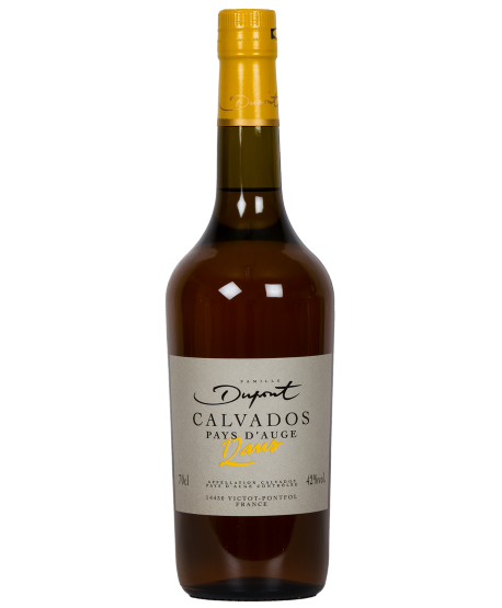 Calvados 30 ans Famille Dupont