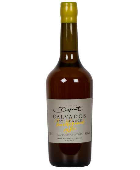Calvados 20 ans Famille Dupont