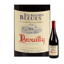 Brouilly Les Roches Bleues 2014