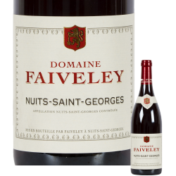 Nuits St Georges Faiveley 2012