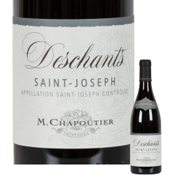"saint Joseph ""Deschants"" 2015 Chapoutier"