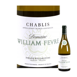 Chablis William Fèvre 2013
