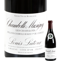 Chambolle-Musigny 1er Cru « Les Chatelots » 2008 Louis Latour
